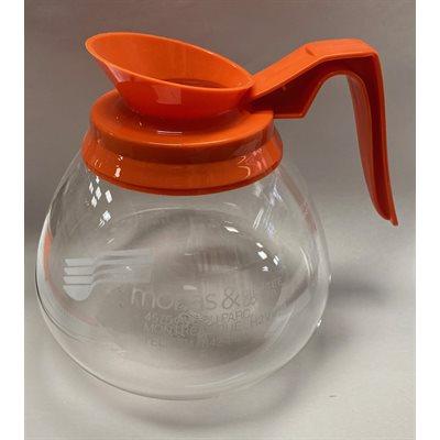 COFFEE SILEX ORANGE HANDLE (MONAS LOGO)