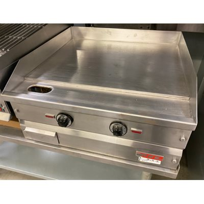 MKE USED GRIDDLE 24IN 208V ELECT.