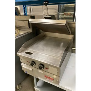 "MKE USED GRILL 18"" PUSH DOWN 208V ELECT"