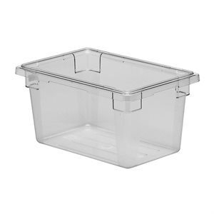 "CONTAINER 18""X12""X9""H POLYCARBONATE CLEAR"