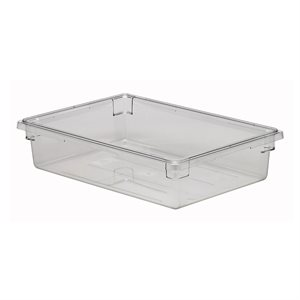 "CONTAINER 18""x26""x6"" POLYCARBONATE CLEAR"