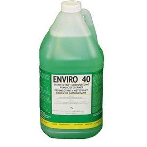 ENVIRO 40 DISINFECTANT 4L (DILUTE AT 15.6ML PER LITRE)