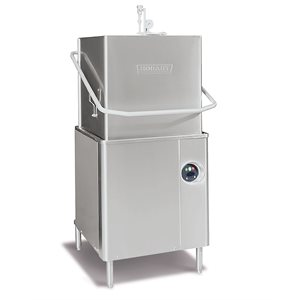 DISHWASHER WITH BOOSTER
