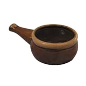 "ONION SOUP BOWL 12 OZ 4-1 / 2""D"