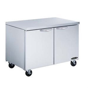 "KOOL-IT UNDERCOUNTER FREEZER 36"" 2 DOOR"