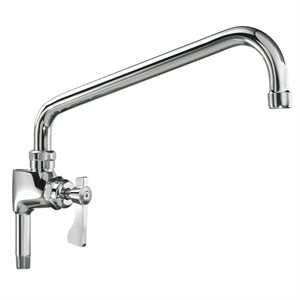 "ROYAL SERIE ADD ON FAUCET WITH 12"" SPOUT"