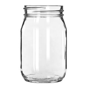 DRINKING JAR 16OZ