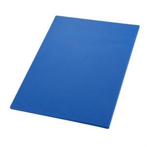 CUTTING BOARD 12X18X1 / 2 BLUE