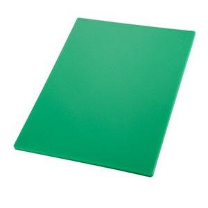 CUTTING BOARD 18X24X1 / 2 GREEN