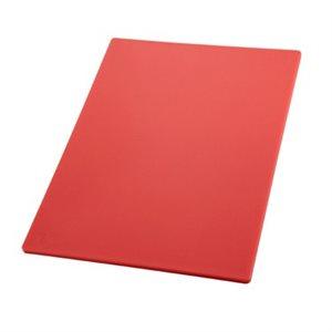 CUTTING BOARD 18X24X1 / 2 RED