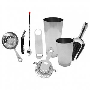 ESSENTIAL COCKTAIL KIT (8 PC)