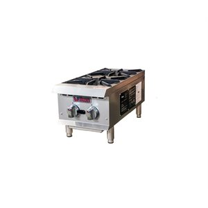 "IKON HOT PLATE 12"" 2-BURNER"