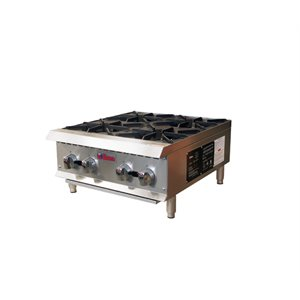 "IKON HOT PLATE 24"" 4-BURNER"