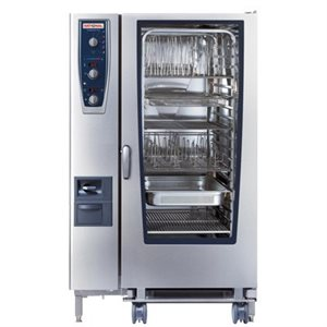 "RATIONAL SELFCOOKING CENTER 202 - 20X 18""X26"" CAP"