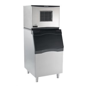 MACHINE A GLACE MODULAR 300LBS A L'AIR 2