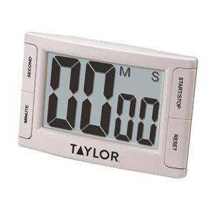 DIGITAL TIMER LARGE DISPLAY 99 MINUTES, 59 SECONDS