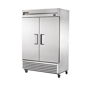 TRUE 2 DOOR REACH-IN FREEZER S / S DOORS, 54""