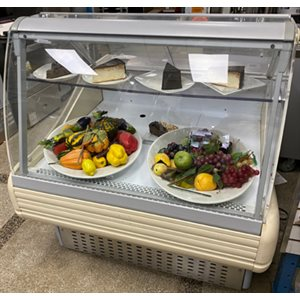 REFRIGERATED DISPLAY SHOWCASE 36in