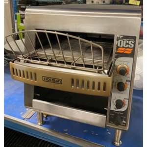 HOLMAN USED TOASTER MODEL QCS2-600 208V