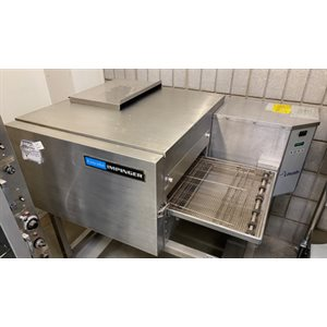 LINCOLN USED CONVEYOR OVEN GAS MODEL 1117