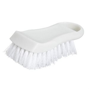 CUTTING BOARD BRUSH WHITE