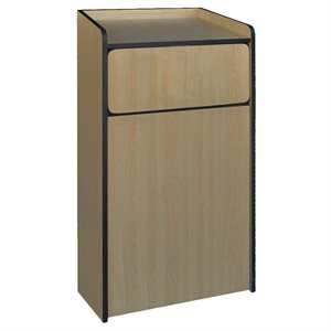 WASTE RECEPTICALE 35 GALLON