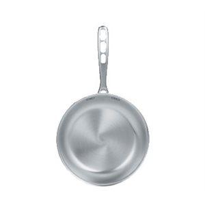 """ALUMINUM FRYING PAN 10"""" NATURAL FINISH"""