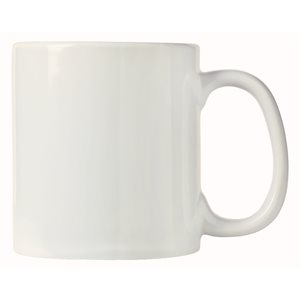 COFFEE CUP 16 OZ WHITE